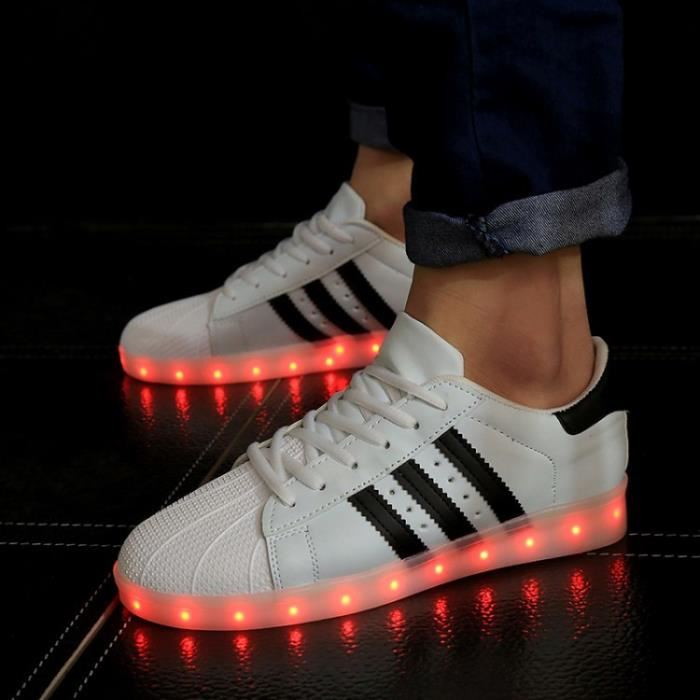 chaussure adidas led