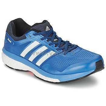 adidas running bleu
