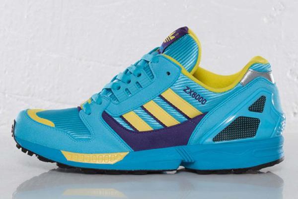 basket adidas torsion zx 8000