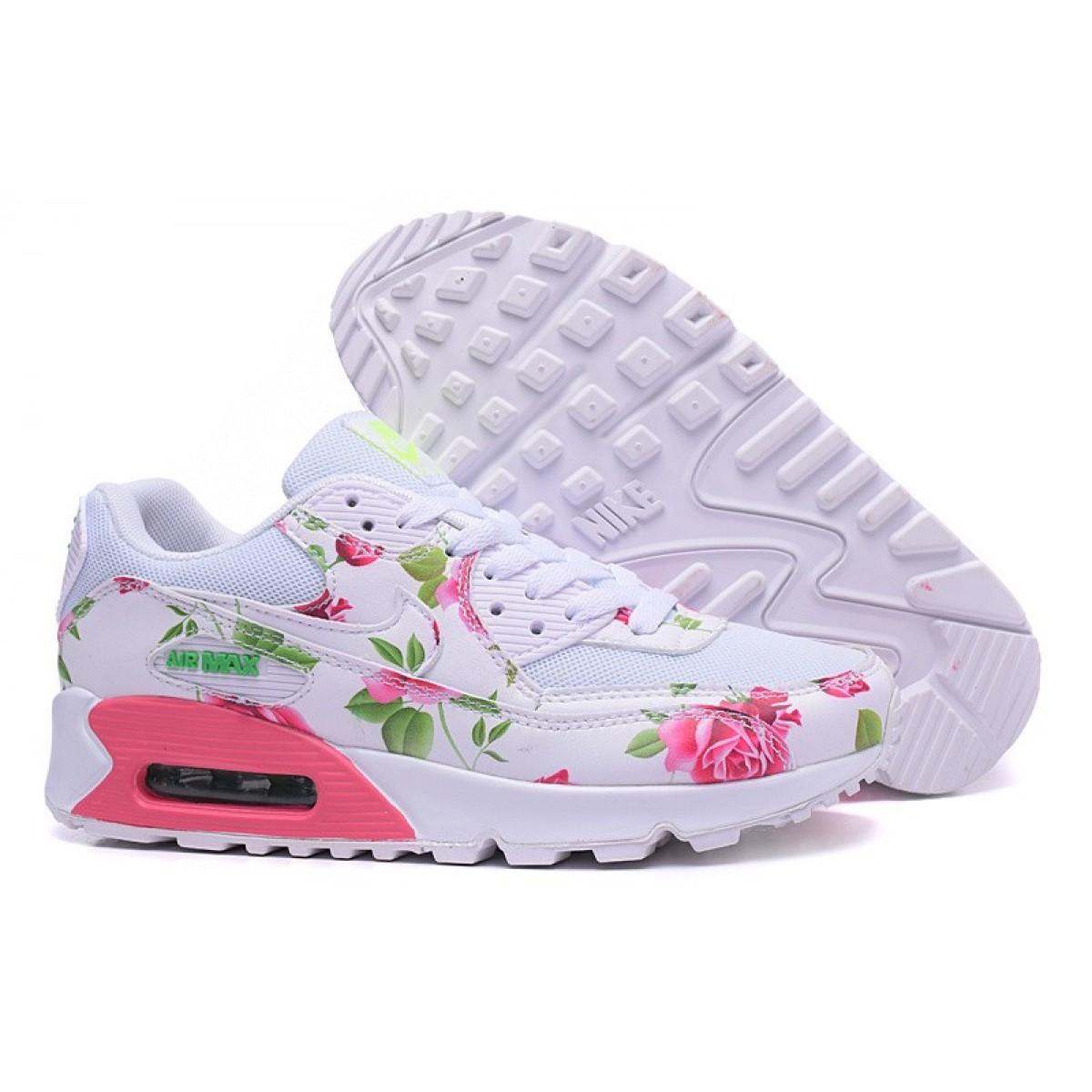 low priced adaa2 56de7 air max femme a fleur