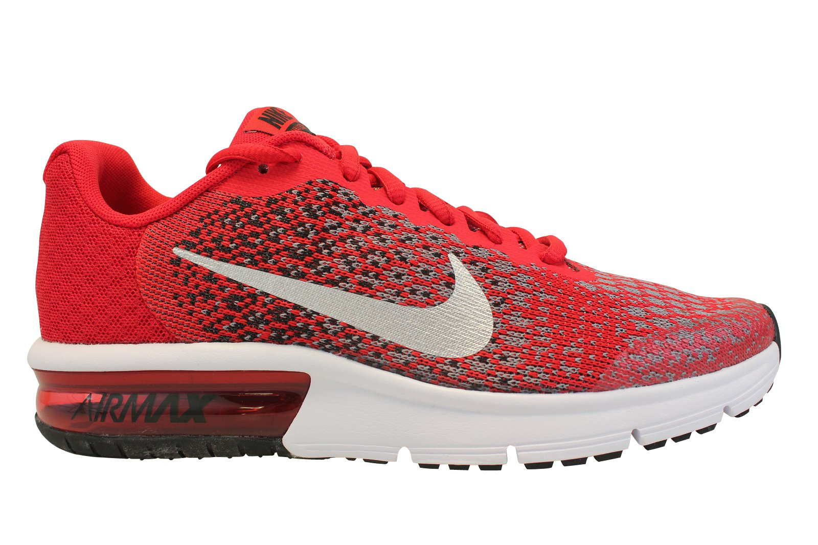various colors 58ad1 81fd8 nike air max sequent rouge
