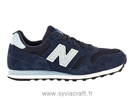 new balance femme 373 bleu marine